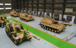 L&T's Armoured Systems Complex Modernising Indian Army's Artillery