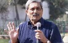 Manohar Parrikar to visit China on April 18 to shore up defence ties