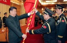 China Sets up New Military Regions as Part of Reorganization