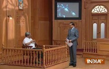 No interference from PMO, no delays in arms deals, says Defence Minister Manohar Parrikar in Aap Ki Adalat
