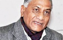VK Singh pitches for an 'overhaul' of defence apparatus