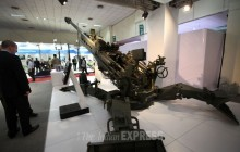 BAE, Mahindra join hands for M777 Howitzer unit