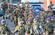 Now US warns North Korea to STOP 'provocative behaviour' amid GIANT military drill