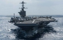 The U.S. just sent a carrier strike group to confront China