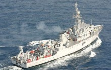Kangnam Selected by India To Build Minesweepers