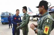 Pakistan, China joint air exercise begins in Islamabad