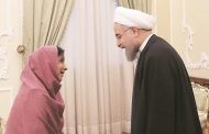India, Iran closer to Chabahar deal after Sushma Swaraj's visit