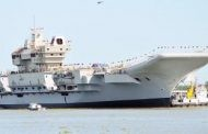 India's Vikrant aircraft carrier could get Russian weaponry