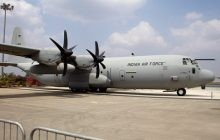 IAF's second hub for C-130J Super Hercules at Panagarh operational