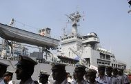 Indian warship arrives in Brunei for wargames with ASEAN countries