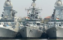 India Sees a New Regional Role for Its Navy