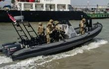 Indonesian navy fires shots, seizes Chinese fishing boat