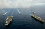 U.S Carriers Sail in Western Pacific, Hoping China Takes Notice
