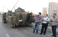Turkish Military Declares Martial Law; PM Says Coup Attempt Will Fail