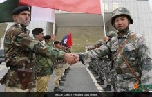 Pak, Chinese Troops Launch First Joint Patrol Near PoK Border