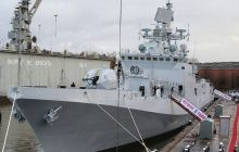 Russia in Talks With India on Delivering 3 New Guided Missile Frigates