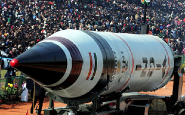 'India marching towards self reliance in missile system'