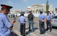 Suicide bomber attacks Chinese embassy in Kyrgyzstan
