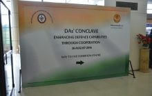 DAs' Conclave on Enhancing Defence Capabilities Through Cooperation