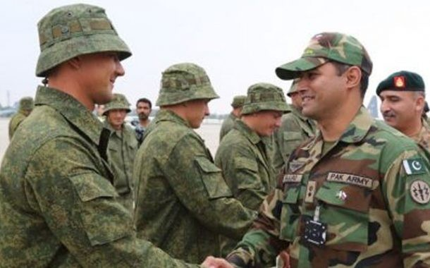 Russia snubs India, holds joint military exercise with Pakistan