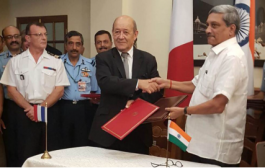 The Indian Air Force signs up for 36 Rafale