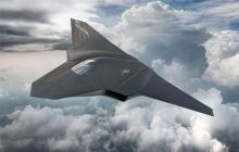 Boeing shows new concept for next generation US Air Force Fighter