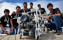 The IIT Bombay Robotics Team is Doing Something Hardly any Indian has Done Before