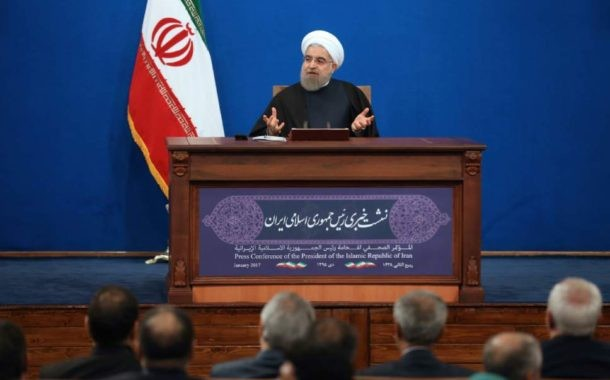 Iran's president welcomes Syria talks planned for next week