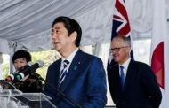 Australia, Japan boost defense ties amid China's growing military might