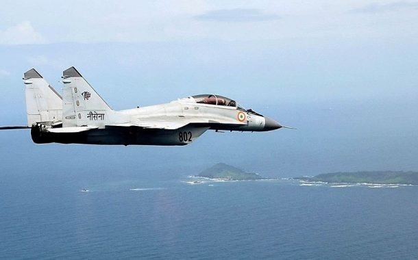 India Sanctions Engine Repair Facility for Naval Carrier Aircraft MiG 29K