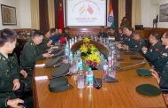 To boost ties, Chinese army delegation visits Indian Army's Eastern Command in Kolkata