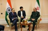 Iran, India's MoD's Call for Joint Coop. Against Terrorism