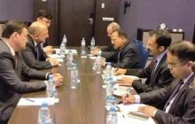 Afghan and Indian Officials Meet in Moscow, Hold Talks on Key Issues
