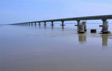 Two Bridges Inaugurated For Connectivity To Strategic Valley Bordering China