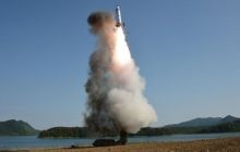 North Korea Fires Second Ballistic Missile in a Week