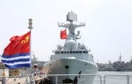 China and Iran Carry Out Naval Exercise Near Strait of Hormuz