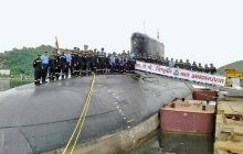 HSL To Complete Refit Of INS Sindhuvir In 27 Months