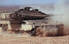 Israel To Enter Era Of Closed-Hatch Combat, See-Through Tanks