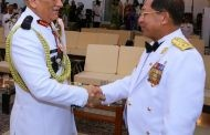 India Hosts Myanmar Military Chief Amidst China Standoff