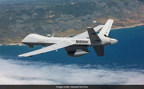With Eye On China, India May Buy 'Unarmed' Guardian Drone From US