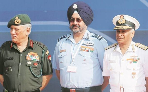 Involve Service Chiefs In Decision Making: Ex-IAF Head PV Naik