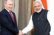 Russia Keen To Work With India On Afghanistan