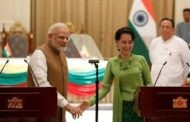 India Presses On With Myanmar Defense Supplies In Show Of Support