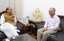 Dineshwar Sharma, Former Dir IB, New Interlocutor For J&K