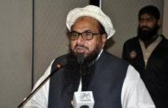 Pak Govt Drops Terrorism Charges Against Hafiz Saeed