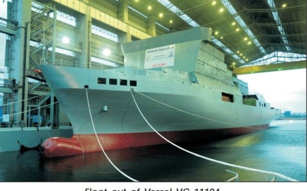 India's Most Advanced Missile-Tracking Warship To Be Handed To Navy In 2018