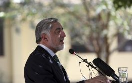 Abdullah Abdullah, Afghanistan's Chief Executive Talks Trump