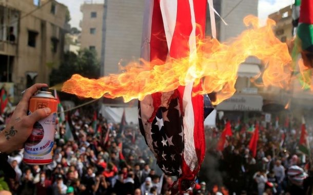 New Protests Erupt in Muslim, Arab World Against Trump's Jerusalem Decision