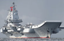 China's First Domestic Aircraft Carrier Begins Preliminary Trials