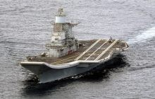 India's First Homegrown Aircraft Carrier Will Join The Navy By The End Of 2020